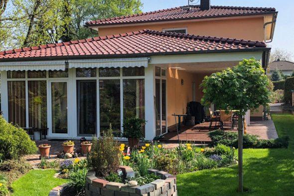 Haus im Garten