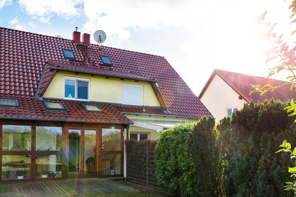 Doppelhaus sucht Familie